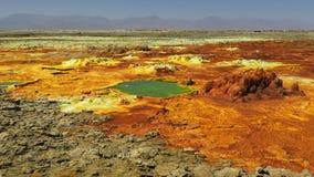 Danakil Desert Ethiopia stock photos