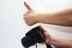 Danandefotoabstraktion Royaltyfria Bilder