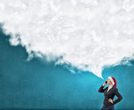 Danandejulappeller arkivfoton