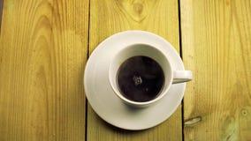 Danandemorgonkaffe stock video