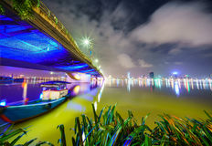 Danang City in Vietnam Stock Photography