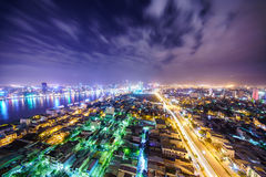Danang City in Vietnam Stock Photo
