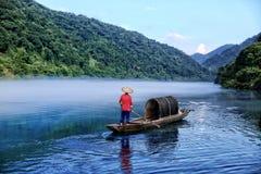 Danang-Strand, Vietnam lizenzfreie stockfotografie