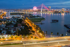 Danang Vietnam stockfotografie