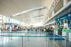 Free Danang , Vietnam On Mar14 :: Inside The Danang International Air Stock Image - 52176801