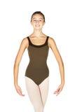 Dançarino de bailado novo Fotografia de Stock Royalty Free