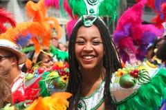 Dançarino do carnaval Foto de Stock Royalty Free