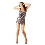 Dançarino 'sexy' Foto de Stock