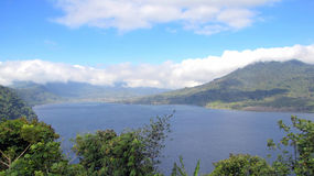 Danau Buyan lake Stock Photo