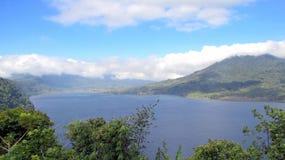 Danau Buyan See Stockfoto