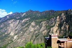 Danba Jiaju Tibetan Village Stock Photos
