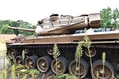 DANBURY le Connecticut nous musée militaire mobile images stock