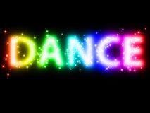 Dance royalty free illustration