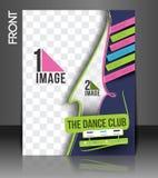 Dance Academy Flyer Stock Image