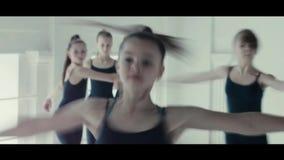 Dance as life way stock footage