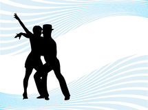 Dance background Royalty Free Stock Photography