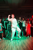 Dance Battle Royalty Free Stock Photo