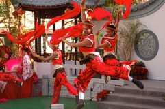 Chinese dance. Dance in China is a highly varied art form, consisting of many modern and traditional dance genres stock photography