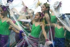Dance Choreography Stock Photos