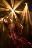 Dance club Royalty Free Stock Image