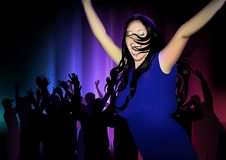 Dance Club Stock Images