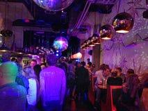 Dance club. Discotheque in Copenhagen Denmark Royalty Free Stock Image