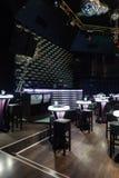 Dance club interior. Bulgaria. Dance club interior. Payner Dance Center Bulgaria royalty free stock images