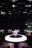 Dance club interior. Bulgaria Royalty Free Stock Photos