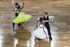 Dance Contest Royalty Free Stock Photo