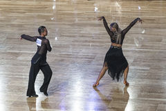 Dance Contest Royalty Free Stock Images