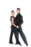 Dance couple Stock Photography