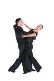 Dance couple Royalty Free Stock Image