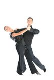 Dance couple Royalty Free Stock Photography