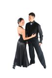 Dance couple Stock Images