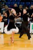 Dance couple Stock Image