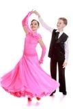 Dance couple Stock Photo