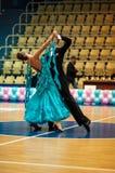 Dance couple, Stock Image