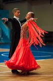 Dance couple, Royalty Free Stock Photography