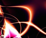 dance dark lights Στοκ εικόνα με δικαίωμα ελεύθερης χρήσης