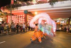 dance dragon Στοκ εικόνες με δικαίωμα ελεύθερης χρήσης