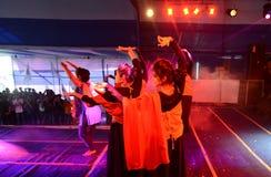 Dance Drama Stock Images