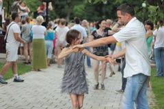 Dance Festival Royalty Free Stock Photo