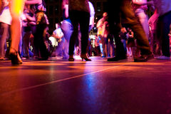 Dance Floor Imagem de Stock Royalty Free