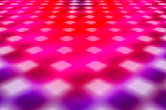 Dance floor abstract background. Dance floor with disco light Vector Illustration
