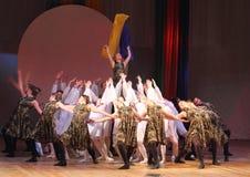 Dance Free Ukrainians Stock Photos