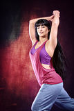 Dance girl Royalty Free Stock Images