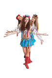 Dance group Royalty Free Stock Photo