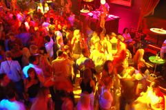 Dance hall 2 Stock Photo