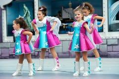 Dance juniors Stock Photos