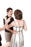 Dance Lessons Stock Photography